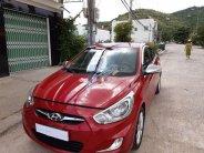 Cần bán xe Hyundai Accent MT sản xuất năm 2011, màu đỏ, nhập khẩu giá 335 triệu tại Đắk Lắk