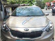 Cần bán xe Kia K3 năm 2014, màu vàng giá 482 triệu tại Tp.HCM