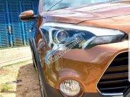 Gia đình lên đời bán xe Hyundai i20 sản xuất 2016, màu nâu giá 505 triệu tại Gia Lai