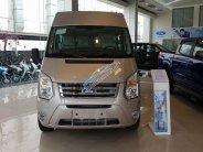 Bán Ford Transit SVP sản xuất 2018, hỗ trợ tốt giá 185 triệu tại Hà Nội
