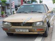 Bán ô tô Peugeot 505 đời 1987, màu vàng, nhập khẩu, giá rẻ giá 45 triệu tại Cần Thơ