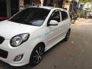 Cần bán lại xe Kia Morning đời 2010, màu trắng số sàn, giá tốt giá 160 triệu tại Tp.HCM