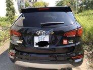 Bán ô tô Hyundai Santa Fe đời 2017, màu đen xe gia đình, giá tốt giá 980 triệu tại Tp.HCM