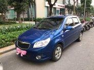 Bán ô tô Daewoo GentraX đời 2009, màu xanh lam chính chủ giá 220 triệu tại Hà Nội