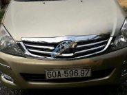 Cần bán lại xe Toyota Innova đời 2009, nhập khẩu nguyên chiếc giá 398 triệu tại Tiền Giang