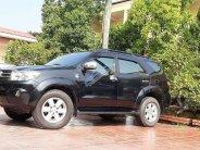 Cần bán gấp Toyota Fortuner MT năm 2010, màu đen số sàn, giá tốt giá 593 triệu tại Ninh Bình