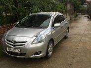 Cần bán gấp Toyota Vios E đời 2008, màu bạc giá 235 triệu tại Ninh Bình