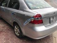 Cần bán gấp Daewoo Gentra 1.6 2007, màu bạc xe gia đình giá 150 triệu tại Phú Thọ