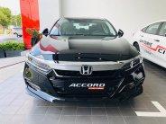 Cần bán xe Honda Accord L sản xuất 2019, màu đen, nhập khẩu giá 1 tỷ 319 tr tại Tp.HCM