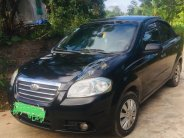 Bán ô tô Daewoo Gentra đời 2011, màu đen chính chủ, 160 triệu, xe nguyên bản giá 160 triệu tại Phú Thọ
