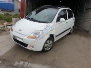 Cần bán Chevrolet Spark 2009, màu trắng chính chủ, xe nguyên bản giá 77 triệu tại Thái Nguyên