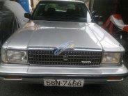 Bán xe Toyota Crown SupperSaloon  AT đời 1990, màu bạc, nhập khẩu  giá 59 triệu tại Tp.HCM