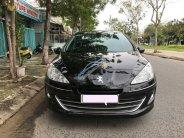 Bán xe Peugeot 408 2014, màu đen xe gia đình, giá 460tr giá 460 triệu tại Đà Nẵng
