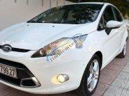Bán xe Ford Fiesta đời 2013, màu trắng xe nguyên bản giá 350 triệu tại Hà Nội