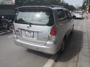 Bán Toyota Innova G đời 2011, màu bạc xe gia đình  giá 420 triệu tại Hà Nội