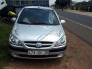Xe Hyundai Getz MT năm 2008, màu bạc, nhập khẩu, giá chỉ 165 triệu giá 165 triệu tại Đắk Lắk