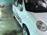 Cần bán gấp Daewoo Matiz sản xuất 2003, màu trắng xe gia đình, giá 59.5tr xe nguyên bản giá 60 triệu tại Bình Dương