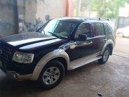 Cần bán gấp Ford Everest sản xuất 2008, màu đen giá 285 triệu tại Đắk Lắk