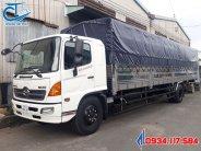 Xe tải Hino thùng siêu dài - Xe tải Hino 8 tấn thùng dài 10 mét giá 800 triệu tại Bình Dương