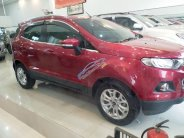 Bán Ford EcoSport Titanium 1. AT sản xuất 2016, màu đỏ, giá tốt giá 500 triệu tại Đồng Nai