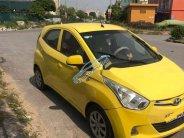 Xe Hyundai Eon đời 2013, màu vàng, xe nhập giá 155 triệu tại Hà Tĩnh