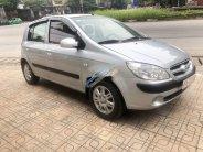 Bán Hyundai Getz đời 2008, màu bạc, nhập khẩu, số tự động giá 175 triệu tại Thái Nguyên