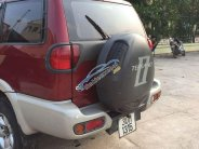 Bán Nissan Terrano năm 2001, màu đỏ, xe nhập như mới  giá 16 triệu tại Hà Nội