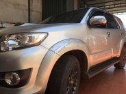 Cần bán xe cũ Toyota Fortuner sản xuất 2015, màu bạc giá 780 triệu tại Đắk Lắk