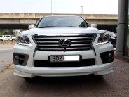 Bán ô tô Lexus LX 570 đời 2010, màu trắng, nhập khẩu, chính chủ giá 2 tỷ 980 tr tại Hà Nội