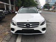 Xe Mercedes GLC 300 sản xuất 2018, màu trắng giá 2 tỷ 165 tr tại Hà Nội