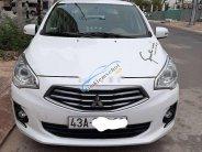 Bán Mitsubishi Attrage đời 2016, màu trắng, nhập khẩu   giá 332 triệu tại Đà Nẵng