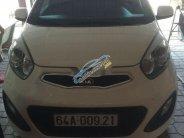Bán Kia Picanto năm 2013, màu trắng số tự động, 280 triệu giá 280 triệu tại Vĩnh Long