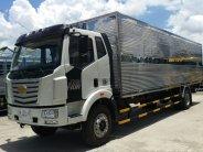 Bảng giá xe tải Faw 8 tấn, thùng dài 9m7 chuyên chở hàng cồng kềnh giá 300 triệu tại Bình Dương