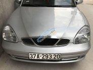 Cần bán Daewoo Nubira đời 2002, màu bạc máy gầm êm ru ốc mới tinh giá 85 triệu tại Bắc Giang