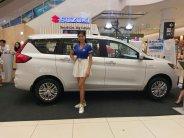 Cần bán xe Suzuki Ertiga GLX năm 2019, màu bạc, nhập khẩu chính hãng giá 499 triệu tại Hà Nội