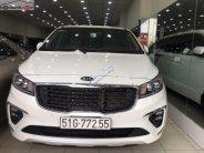 Bán xe Kia Sedona 2.2L DAT 2018, màu trắng, số tự động giá 1 tỷ 170 tr tại Tp.HCM