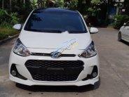 Cần bán xe Hyundai Grand i10 1.2 sản xuất 2018, màu trắng chính chủ giá 358 triệu tại Hà Nội