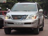 Bán Lexus GX470 2008, màu bạc, nhập khẩu, chính chủ giá 1 tỷ 175 tr tại Hà Nội