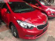 Bán Kia K3 2.0 AT năm 2016, màu đỏ, số tự động, giá chỉ 555 triệu giá 555 triệu tại Hà Nội