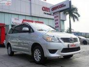 Bán Toyota Innova năm sản xuất 2012, màu bạc chính chủ, giá 418tr giá 418 triệu tại Hà Nội