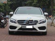 Bán Mercedes C250 AMG sản xuất 2015, màu trắng giá 1 tỷ 280 tr tại Hà Nội