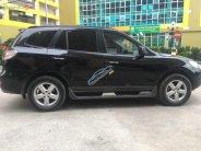 Cần bán gấp Hyundai Santa Fe 2.7L 4WD đời 2006, màu đen, nhập khẩu nguyên chiếc giá 348 triệu tại Hà Nội