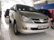 Cần bán Toyota Innova G 2006, màu bạc giá 265 triệu tại Hà Nội