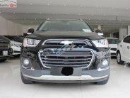 Cần bán gấp Chevrolet Captiva LTZ 2.4AT đời 2016, màu đen, giá tốt giá 615 triệu tại Tp.HCM