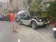 Cần bán Mitsubishi Pajero 3.0 4WD đời 2005, màu đen, nhập khẩu  giá 265 triệu tại Hà Nội