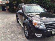 Cần bán Ford Everest 2.5L 4x2 MT sản xuất năm 2011, màu đen số sàn giá 465 triệu tại Hà Nội