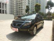 Bán Lexus RX 350 sản xuất 2009, màu đen, xe nhập, chính chủ giá 1 tỷ 190 tr tại Hà Nội