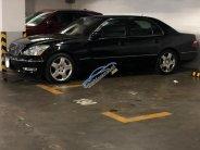 Cần bán xe Lexus LS 430 sản xuất năm 2004, màu đen, nhập khẩu giá 580 triệu tại Tp.HCM