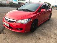 Bán Honda Civic 2.0 AT đời 2008, màu đỏ số tự động giá 335 triệu tại Đồng Nai