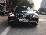 Bán BMW 750Li năm 2009, màu đen, nhập khẩu nguyên chiếc giá 1 tỷ 90 tr tại Hà Nội